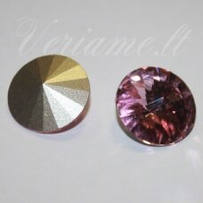 1122 rivoli chaton-light amethyst (212)-ss39(8.16-8.41 mm), 1 vnt.
