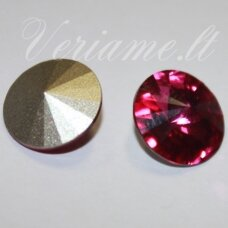 1122 rivoli chaton-rose (209)-ss29(6.14-6.32 mm), 1 vnt.