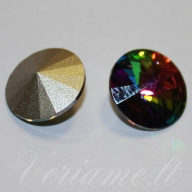 1122 rivoli chaton-crystal vitrail medium (001 vm)-18 mm, 1 vnt.