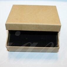 DZ0076-STAC-110x80x30 apie 110 x 80 x 30 mm, stačiakampio forma, šviesiai gelsva spalva, dovanų dėžutė, 1 vnt.