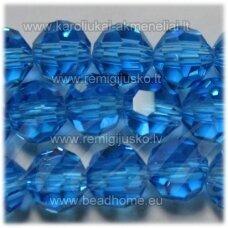 jssw0009gel-apv2-06 apie 6 mm, apvali forma, briaunuotas, melsva spalva, apie 100 vnt.