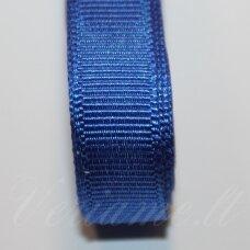 jts0131 apie 20 mm, mėlyna spalva, satino juostelė, 10 m.