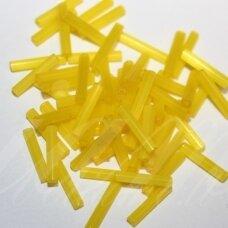 "pccb12001/85011-3"" 6.5 x 2 mm, pailga forma, geltona spalva, apie 50 g."