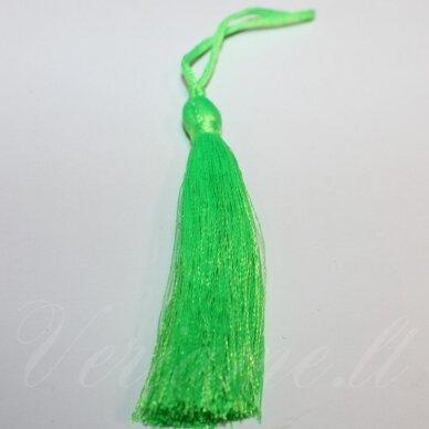 kuts0032 apie 11 cm, šviesi, šviesi, žalia spalva, kutas, 1 vnt.