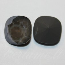 4470-crystal dark grey-10 mm, 1 vnt.