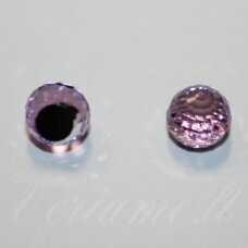 4869-Faceted Disco Ball Fancy-Crystal Violet Comet Argent Light (371 CAL)-8 mm, 1 vnt.