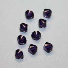 5328-Purple Velvet (277)-4 mm, 25 vnt.
