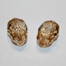 5728-scarab-crystal golden shadow (001 gsha)-12 mm, 1 vnt.