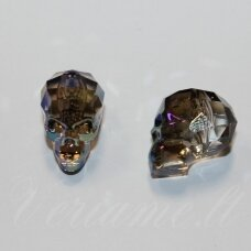 5750-Crystal Iridescent Green (001 IRIG) - 19 x 14 x 20 mm, 1 vnt.