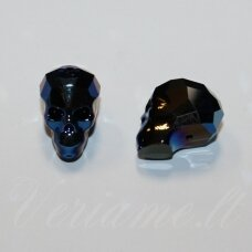 5750-crystal metallic blue 2x (001 metbl) - 19 x 14 x 20 mm, 1 vnt.