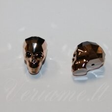 5750-Crystal Rose Gold (001 ROGL) - 19 x 14 x 20 mm , 1 vnt.
