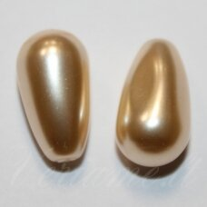 5816 light gold-15x8 mm, 1 vnt.