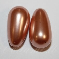 5816 rose peach-15x8 mm, 1 vnt.