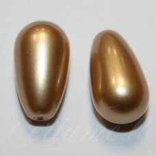 5816 vintage gold-15x8 mm, 1 vnt.