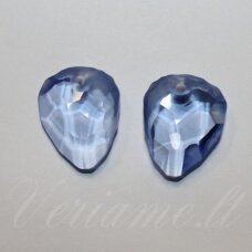 6190-rock pendant-crystal light sapphire noac- 23 mm, 1 vnt.