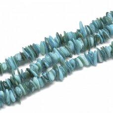 akskalkr9-8-15 apie 8-15 mm, kriauklė, skalda, apie 80 cm.