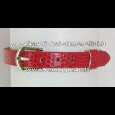 AP0014 apie 22 cm ilgis, 7 mm plotis, tamsi, rožinė spalva, apyrankė, 1 vnt.