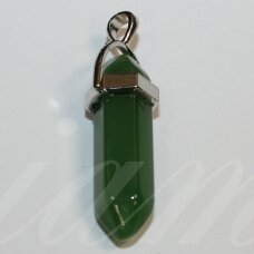 apa0034 about 40x14 about 40 x 14 mm, jade, stone pendant, 1 pc.