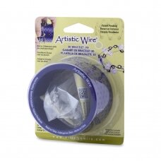 Artistic Wire® 3D Bracelet Jig with 20 Pegs and Holder Tubes