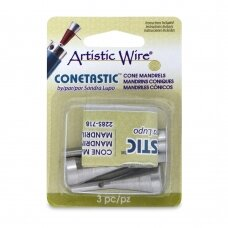 Artistic Wire® Conetastic™ Inverted Mandrels (3 pcs)