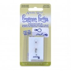 Artistic Wire® Findings Forms™ Hook & Eye Clasp Style Jig