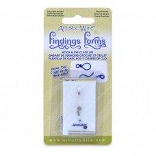 Artistic Wire® Findings Forms™ įrankis formuoti auskarų kabliukams su kilpute