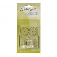 Artistic Wire® Rounded and Pointed Wire Crinkler and Finer Tool