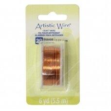 Artistic Wire® vielutė 20 Gauge/0.81mm Natural (5.5m/18ft)