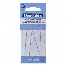 Beadalon® adatos su didele kilpute 5.7cm ilgis (4 vnt)