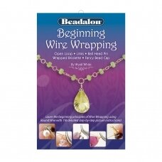 Beadalon® Beginning Wire Wrapping Booklet by Wyatt White