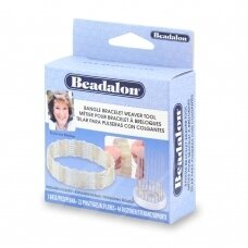 Beadalon® Bangle Bracelet Weaver Tool by Kleshna