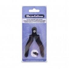 Beadalon® kišeninės kirpimo replės vielutei su atmintimi