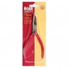 BeadSmith® 3 žingsnių replės apvalia/tuščiaviduria nosimi