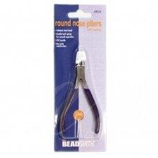 BeadSmith® PL500 serijos replės apvalia nosimi