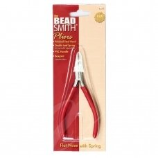 BeadSmith® PL700 Series Slim Line Flat Nose Pliers