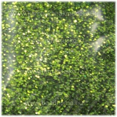 bp0010, salotinė spalva, blizgios dulkės, apie 13 g.