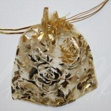 DM0038 apie 120 x 160 mm, aukso spalva, dovan? maišelis, 1 vnt.