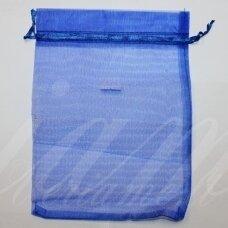 dm0112 apie 230 x 170 mm, mėlyna spalva, dovanų maišelis, 1 vnt.