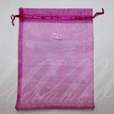DM0114 apie 230 x 170 mm, ryški rožinė spalva, dovanų maišelis, 1 vnt.