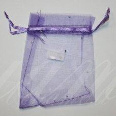 dm0122 apie 120 x 100 mm, šviesi, violetinė spalva, dovanų maišelis, 1 vnt.