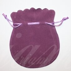 dm0138 about 160 x 130 mm, light, purple color, acsomic gift bag, 1 pc.