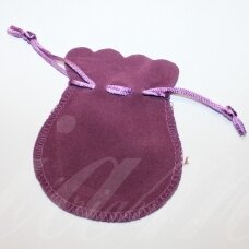 dm0141 about 100 x 80 mm, light, purple color, acsomic gift bag, 1 pc.