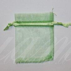 DM0149 apie 70 x 90 mm, salotinė spalva, dovanų maišelis, 1 vnt.