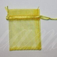 DM0151 apie 70 x 90 mm, geltona spalva, dovanų maišelis, 1 vnt.