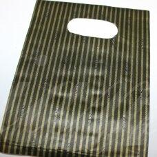 DM0161 apie 180 x 130 mm, marga spalva, dovanų maišelis, 10 vnt