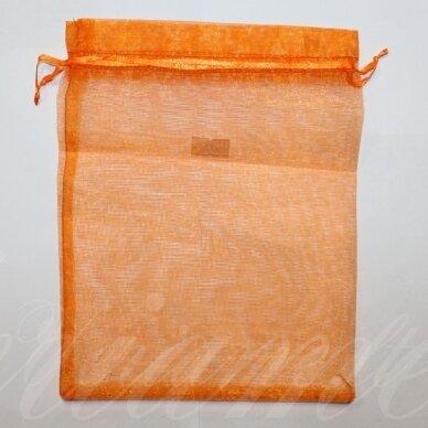 dm0115 about 230 x 170 mm, orange color, gift bag, 1 pc.