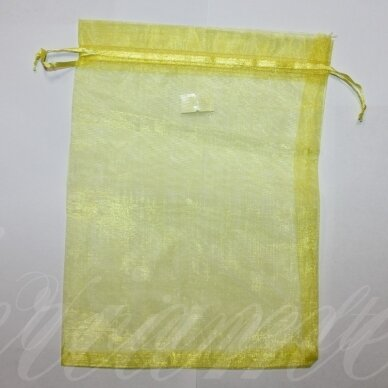 dm0116 about 230 x 170 mm, yellow color, gift bag, 1 pc.