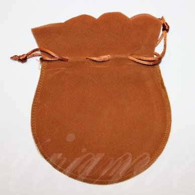 dm0139 about 160 x 130 mm, light, brown color, acsomic gift bag, 1 pc.