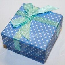 DZ0014 apie 32 x 50 x 50 mm, dovanų dėžutė, 1 vnt.