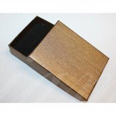 dz0040-stat-80x50x25 apie 80 x 50 x 25 mm, stačiakampio forma, šviesi, ruda spalva, dovanų dėžutė, 1 vnt.